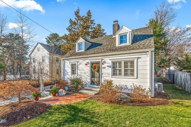 477 Grove St, Newton, MA 02462 (MLS #72762762) :: The Gillach Group