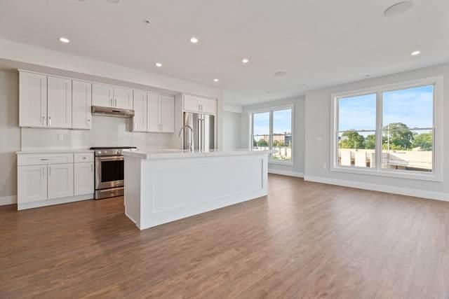 135 Hancock Street #18, Quincy, MA 02171 (MLS #72762899) :: Welchman Real Estate Group