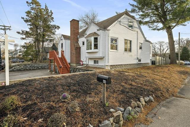 64 Essex St, Weymouth, MA 02188 (MLS #72762960) :: Trust Realty One