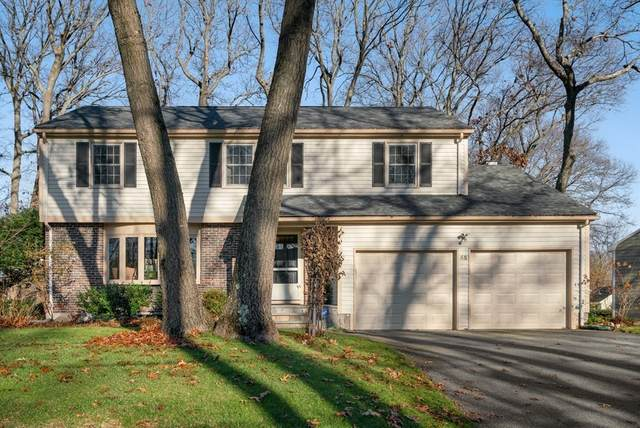 45 Ivy Road, Wellesley, MA 02482 (MLS #72763034) :: The Gillach Group