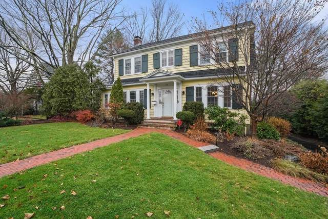 148 Oakland Street, Wellesley, MA 02481 (MLS #72763066) :: The Gillach Group
