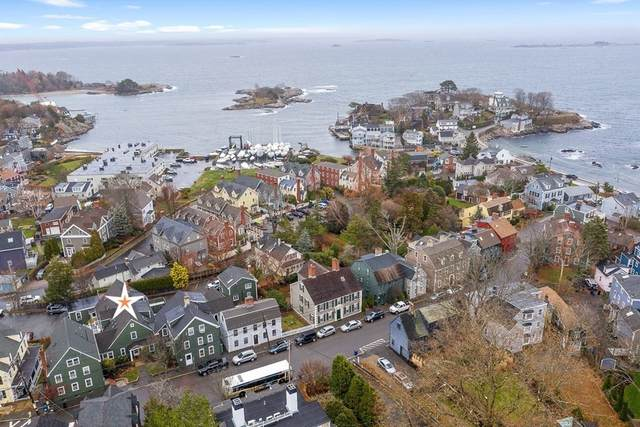 8 Franklin Street #4, Marblehead, MA 01945 (MLS #72763092) :: The Gillach Group