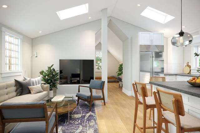 24 Dane Ave #3, Somerville, MA 02143 (MLS #72763235) :: Dot Collection at Access