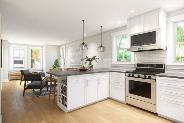 24 Dane Ave #1, Somerville, MA 02143 (MLS #72763237) :: Dot Collection at Access