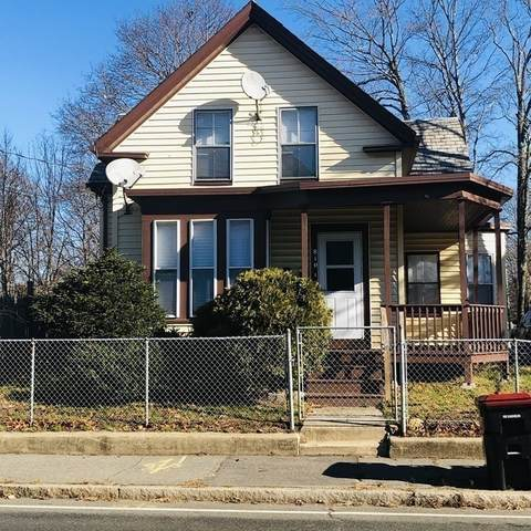 810 Montello Street #1, Brockton, MA 02301 (MLS #72763247) :: Cosmopolitan Real Estate Inc.