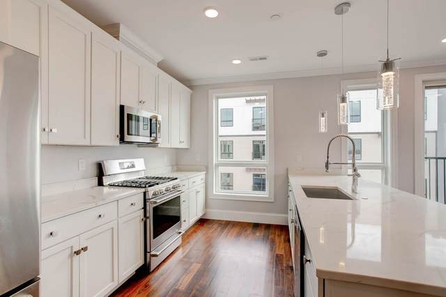 519 Broadway #402, Somerville, MA 02145 (MLS #72763326) :: Dot Collection at Access