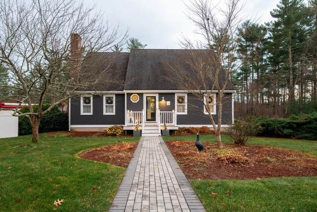 32 Dinah's Way, Wareham, MA 02571 (MLS #72763342) :: Team Roso-RE/MAX Vantage