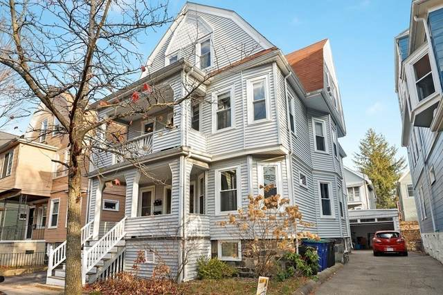 45 Simpson Ave #1, Somerville, MA 02144 (MLS #72763427) :: Dot Collection at Access