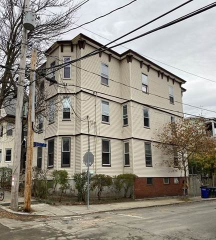 17 Harvard St, Somerville, MA 02143 (MLS #72763432) :: Dot Collection at Access