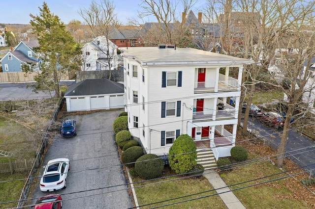 24-26-28 Academy Street, Braintree, MA 02184 (MLS #72763580) :: Dot Collection at Access