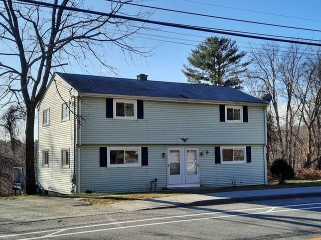 110 - 112 Central Street, Acton, MA 01720 (MLS #72763611) :: Maloney Properties Real Estate Brokerage