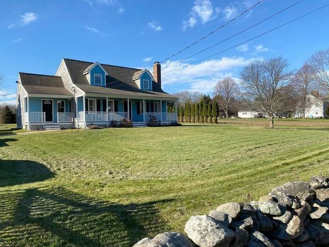 656 Middle, Dighton, MA 02764 (MLS #72763665) :: Team Roso-RE/MAX Vantage