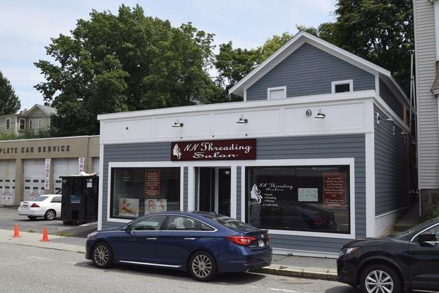146 Boylston St, Brookline, MA 02445 (MLS #72763678) :: Revolution Realty