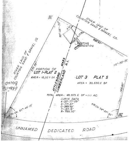 0 Mendon Road, Attleboro, MA 02703 (MLS #72763685) :: Team Roso-RE/MAX Vantage