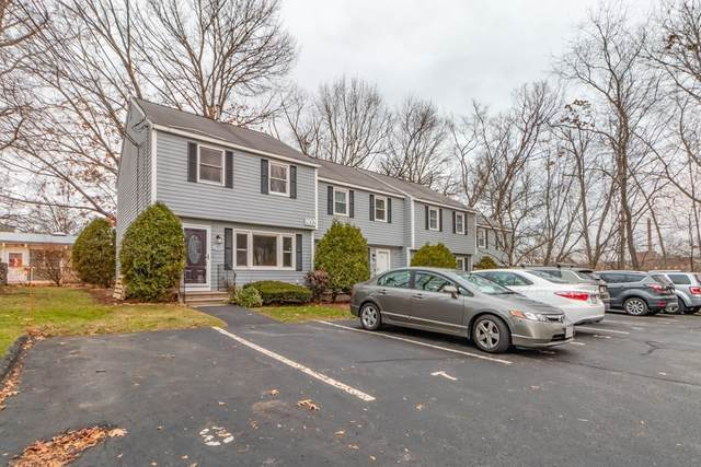 802 Lawrence St A, Lowell, MA 01852 (MLS #72763730) :: Cosmopolitan Real Estate Inc.