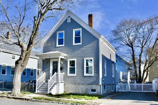 34 Bullock Street, New Bedford, MA 02740 (MLS #72763771) :: Team Roso-RE/MAX Vantage