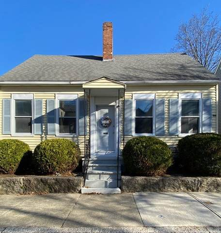 72 Walden St, New Bedford, MA 02740 (MLS #72763797) :: Boylston Realty Group