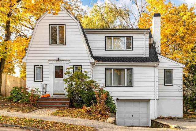 19 Wolcott Road, Brookline, MA 02467 (MLS #72763803) :: The Gillach Group