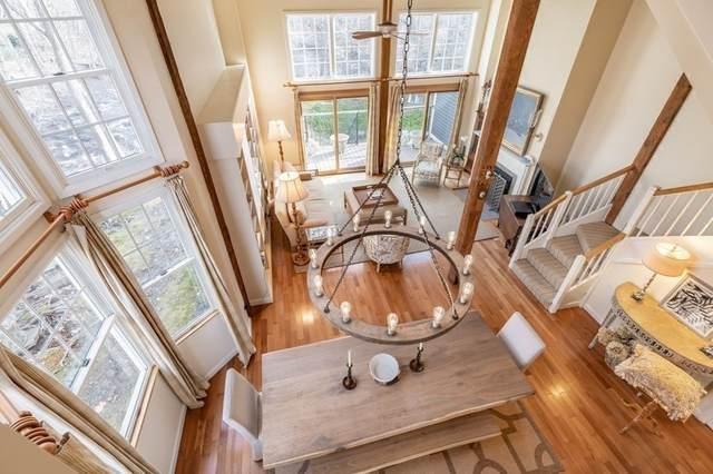 11 South Stone Mill Dr #173, Dedham, MA 02026 (MLS #72763822) :: Cosmopolitan Real Estate Inc.