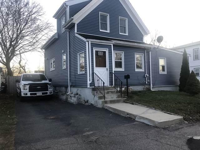 33 Moulton St, Brockton, MA 02302 (MLS #72763857) :: Welchman Real Estate Group