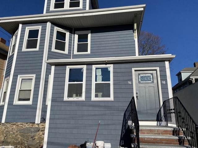 98 Billings St 2 FL, Quincy, MA 02171 (MLS #72763858) :: Welchman Real Estate Group