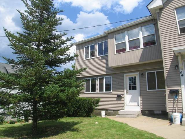 44 Washington St #1, Hudson, MA 01749 (MLS #72763862) :: Dot Collection at Access