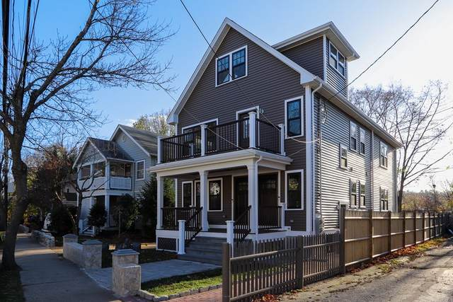 150 Summer Street #2, Arlington, MA 02474 (MLS #72763874) :: DNA Realty Group