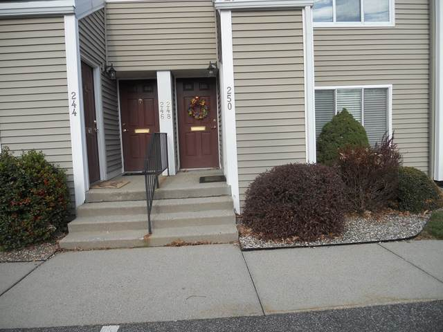 248 Nassau Dr #248, Springfield, MA 01129 (MLS #72763900) :: Boylston Realty Group