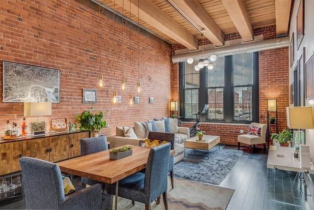 319 A Street #202, Boston, MA 02210 (MLS #72763937) :: The Gillach Group
