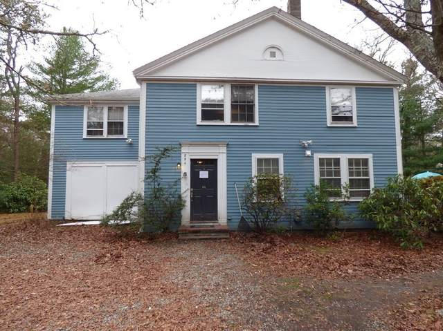 894 Old Post Rd, Barnstable, MA 02635 (MLS #72764079) :: Welchman Real Estate Group