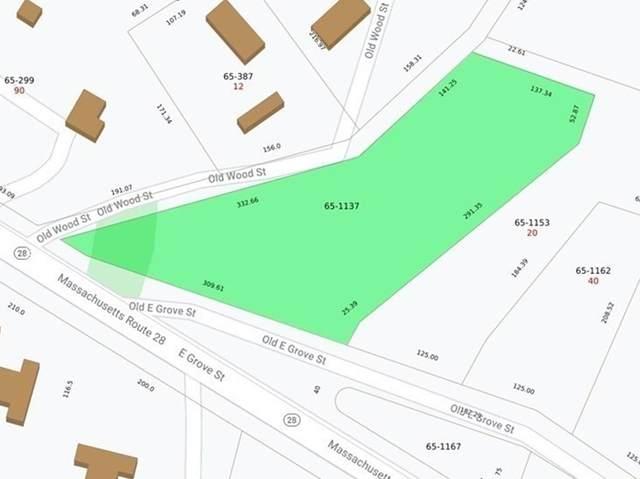 92 East Grove Street, Middleboro, MA 02346 (MLS #72764095) :: Boylston Realty Group