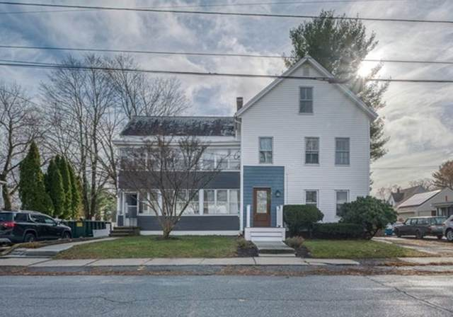 97 Harrison St, Leominster, MA 01453 (MLS #72764181) :: Anytime Realty