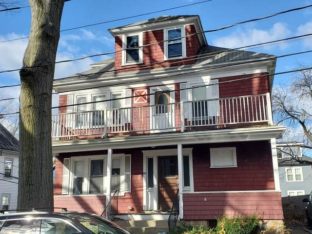 43 Ackers Ave, Brookline, MA 02445 (MLS #72764202) :: The Gillach Group
