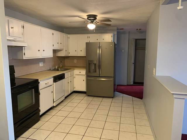 125 Whipple St #18, Worcester, MA 01610 (MLS #72764251) :: Anytime Realty