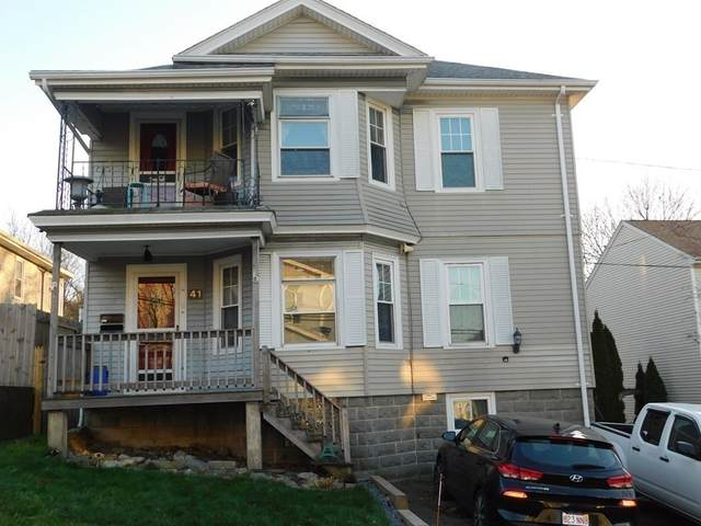 41 Florence St, Fall River, MA 02720 (MLS #72764315) :: Anytime Realty
