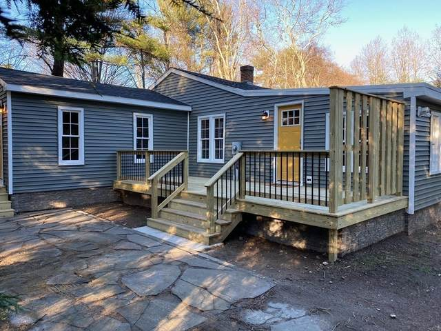 148 Old Webster Rd. #1, Oxford, MA 01540 (MLS #72764365) :: The Gillach Group