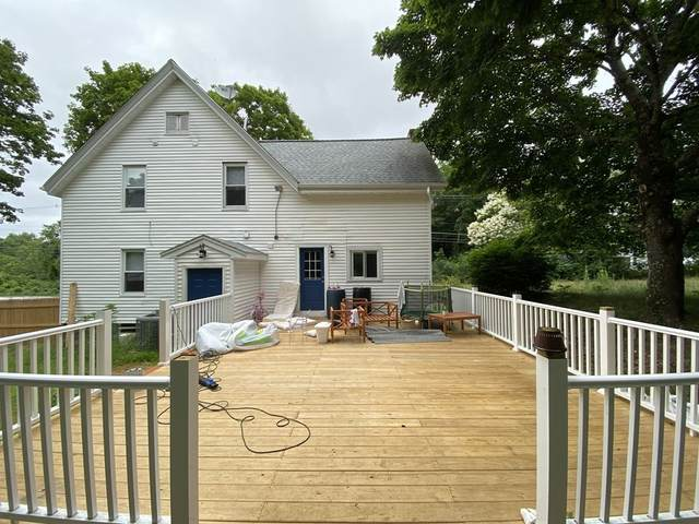223 S Worcester St, Norton, MA 02766 (MLS #72764547) :: Welchman Real Estate Group