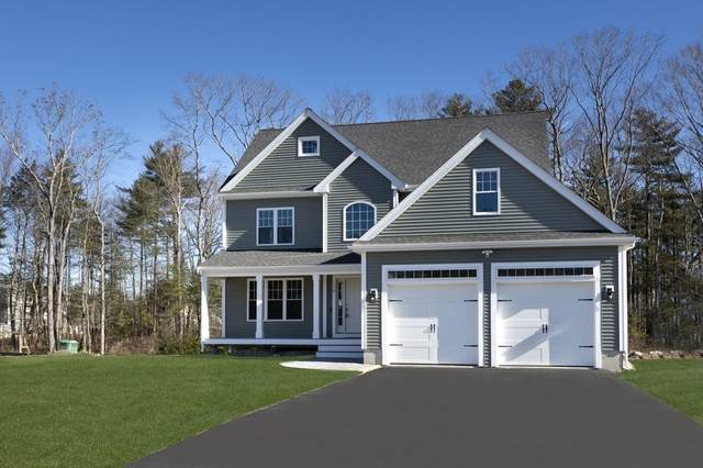Lot 6 Vincent St Ext, Whitman, MA 02382 (MLS #72765095) :: Conway Cityside
