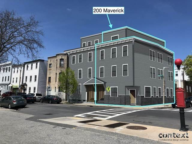 200 Maverick St, Boston, MA 02128 (MLS #72765208) :: Cosmopolitan Real Estate Inc.