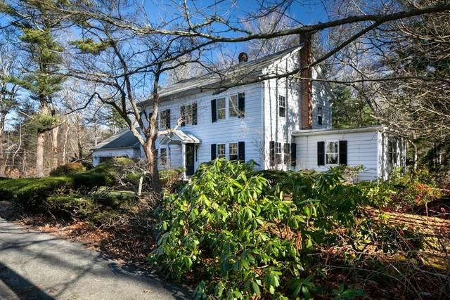 25 Pleasant St, Marion, MA 02738 (MLS #72765276) :: Trust Realty One