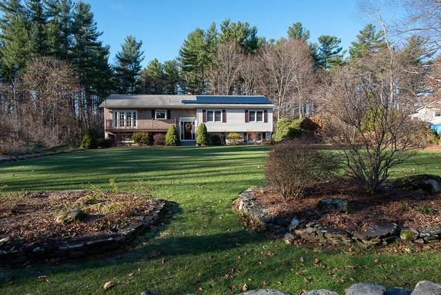 1073 George Hill Rd, Lancaster, MA 01523 (MLS #72765340) :: Re/Max Patriot Realty