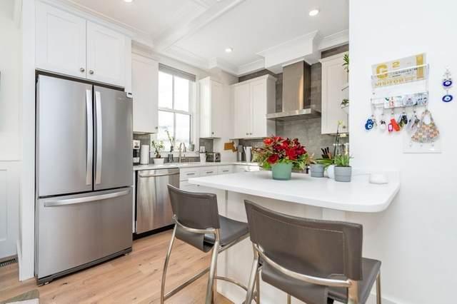 132 Perkins Street #4, Somerville, MA 02145 (MLS #72765830) :: Cosmopolitan Real Estate Inc.