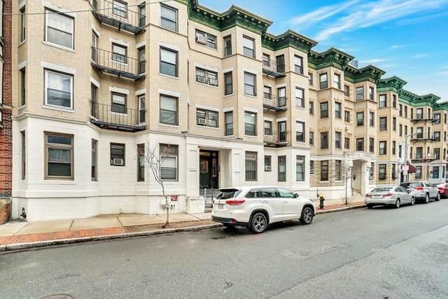 63 Burbank Street #16, Boston, MA 02115 (MLS #72765870) :: Welchman Real Estate Group