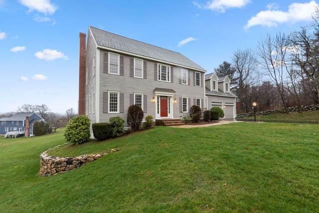 1 Belknap Street, Westborough, MA 01581 (MLS #72766062) :: Welchman Real Estate Group