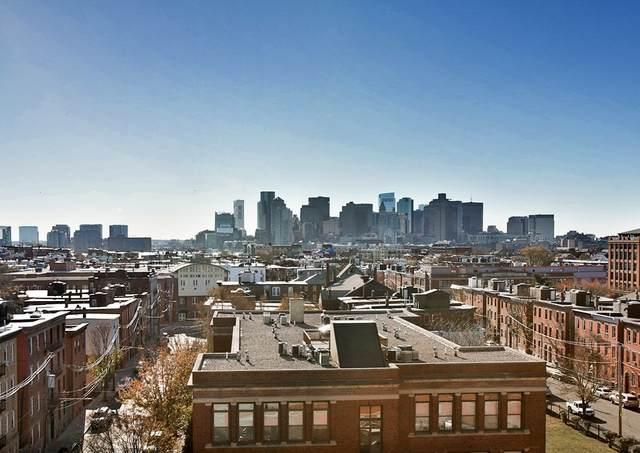 156 Porter St #144, Boston, MA 02128 (MLS #72766323) :: Cosmopolitan Real Estate Inc.