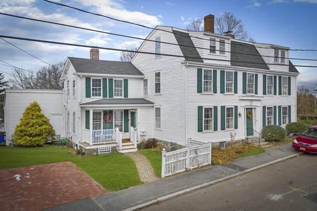 18 High Street, Marblehead, MA 01945 (MLS #72766546) :: Cosmopolitan Real Estate Inc.