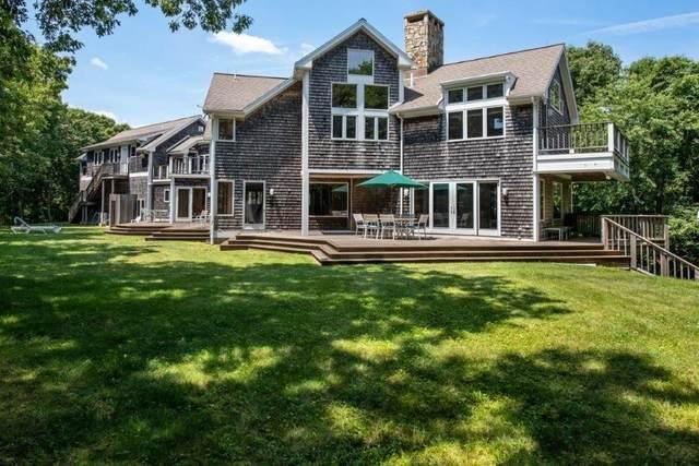 20 Carleton Dr E, Sandwich, MA 02537 (MLS #72767078) :: Cosmopolitan Real Estate Inc.