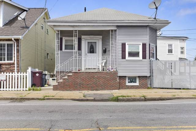 544 Revere Street, Revere, MA 02151 (MLS #72767507) :: The Gillach Group