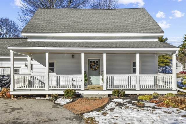 91 River Rd #2, Pepperell, MA 01463 (MLS #72767600) :: Parrott Realty Group