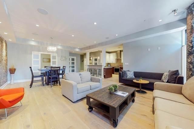 414 Commercial St 1A, Boston, MA 02109 (MLS #72768040) :: Westcott Properties